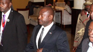 President Pierre Nkurunziza has returned to Bujumbura