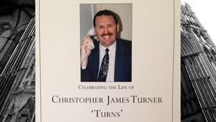 Chris Turner.