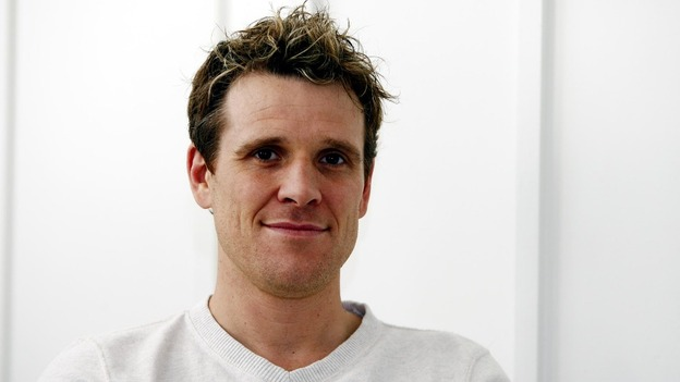 Former Olympic rower James Cracknell will carry the Olympic Torch in London today. 