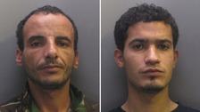 Moktar Ali Saad Mahmoud and Ibrahim Abugtila will be sentenced next week.