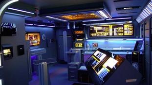 For sale: Star Trek Voyager flat replica
