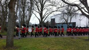 The Irish Guards