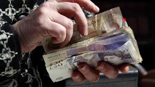 Government loses £2 billion a year in lost revenue