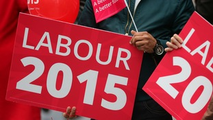 labour party placards