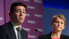 Andy Burnham demands an in-out referendum is held next year.