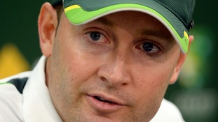Australia captain Michael Clarke: England weaker without Kevin Pietersen