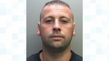 Jason Hodgson, jailed for eight years