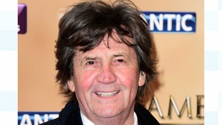 Cumbrian author and broadcaster Melvyn Bragg