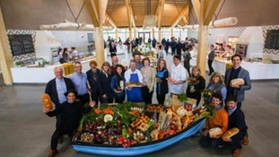Gloucester Services Southbound's local producers