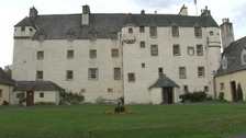 Traquair House.
