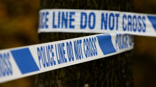 The attack happened in Morecambe, Lancashire, on Saturday afternoon