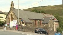 All Saints Church in Maerdy