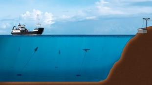 artists impression of tidal project