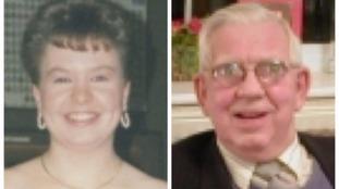 Murder victims: Tracey Arden and Derek Weaver