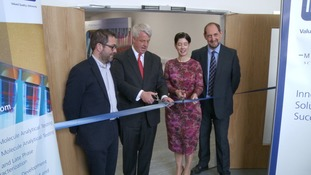 One of the biggest pharmaceutical centres in Europe opens in Royston