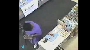 Robber dresses as old woman to hold up pharmacy