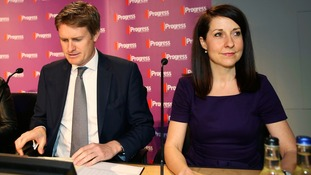 Tristram Hunt is backing Liz Kendall