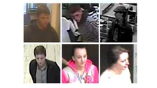 Bedfordshire Police have released a series of images of people they want to trace in connection with shoplifting incidents.