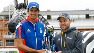 Cook insists he issued no ultimatum over Pietersen