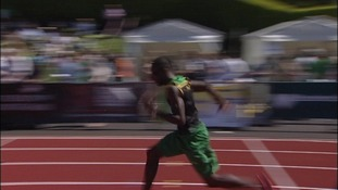 Training well under-way for Jamaica's Olympic athletes at the University of Birmingham