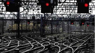 Trains cancelled ahead of strike