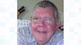 Andrew Lambert is missing