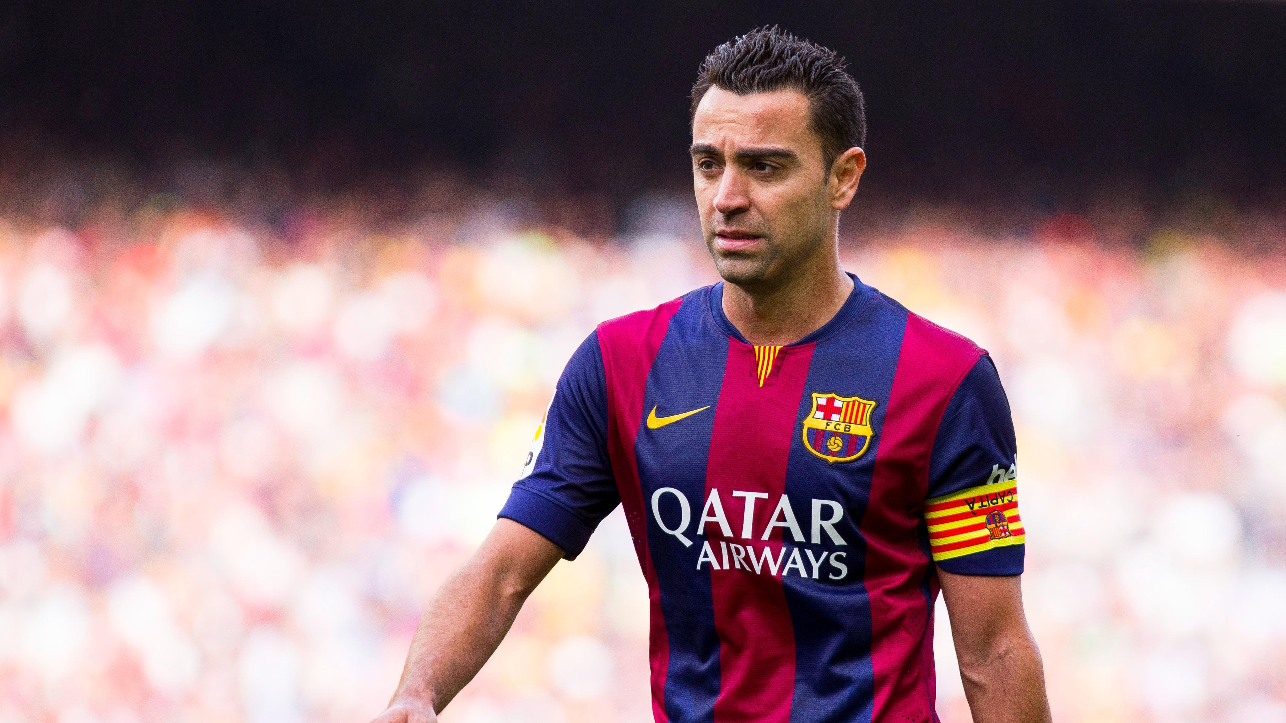 Xavi confirms Barcelona summer departure ITV News