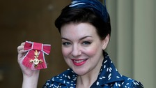Sheridan Smith is now an OBE