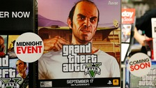 Grand Theft Auto video game