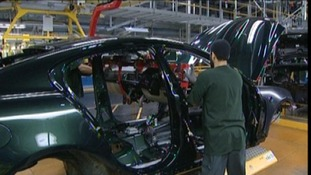 1,100 new jobs will be created by Jaguar in the Midlands