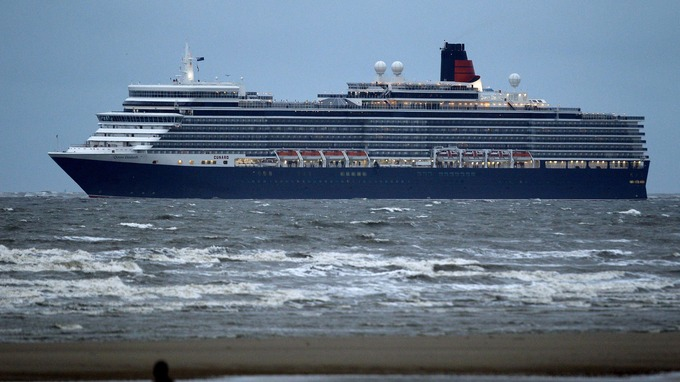 Liverpool Welcomes Queens Of The Sea Timetable Granada ITV News - Queen of the seas cruise ship