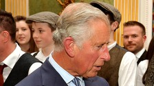 Today will conclude Prince Charles' visit to Northern Ireland.