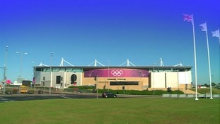 The City of Coventry Stadium hosts two Olympic football matches today