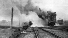 The Quintinshill rail crash occurred on May 22, 1915.