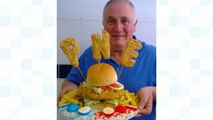 Mr Eaters and the PNE Burger