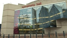 Birmingham&#x27;s Symphony Hall hosts tonight&#x27;s celebration