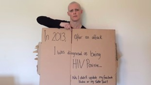 Vicar releases touching video to reveal battle with HIV after attack two years ago