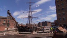 Thousands of people are expected in Gloucester for the Tall Ships festival