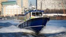 Met police boat