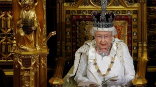 The Queen's Speech last year