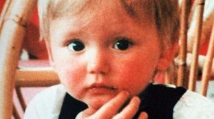 Ben was just 21 months when he vanished in Kos in 1991.