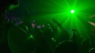 Four Lincolnshire Police officers were injured breaking up an illegal rave near Bourne