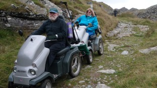 'Tramper' scheme lets people enjoy Welsh countryside