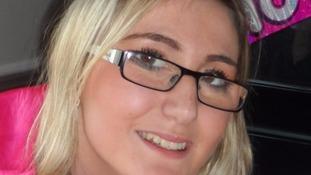 Missing Kaylie Hatton has not been seen since last Sunday.