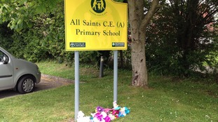 Tributes to six year old girl