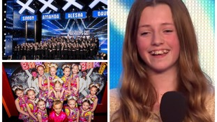 Welsh Britain's Got Talent hopefuls Maia Gough, Groove Thing and Côr Glanaethwy set for live semi-final shows