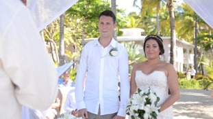 Dream wedding in the Dominican Republic was ruined by sickness