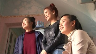 Three 21-year-old women were put forward as potential 'wives' by their teacher