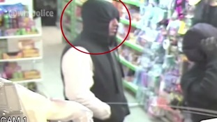 CCTV released after robbery