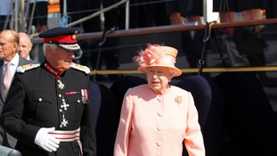 The Queen will attend a series of events on the Island to mark her Jubilee